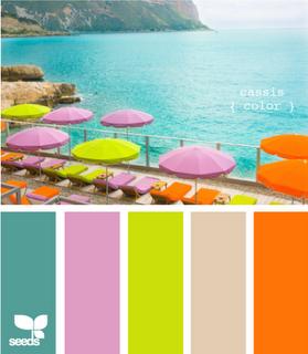 Farben fehlen zu dieser Jahreszeit…