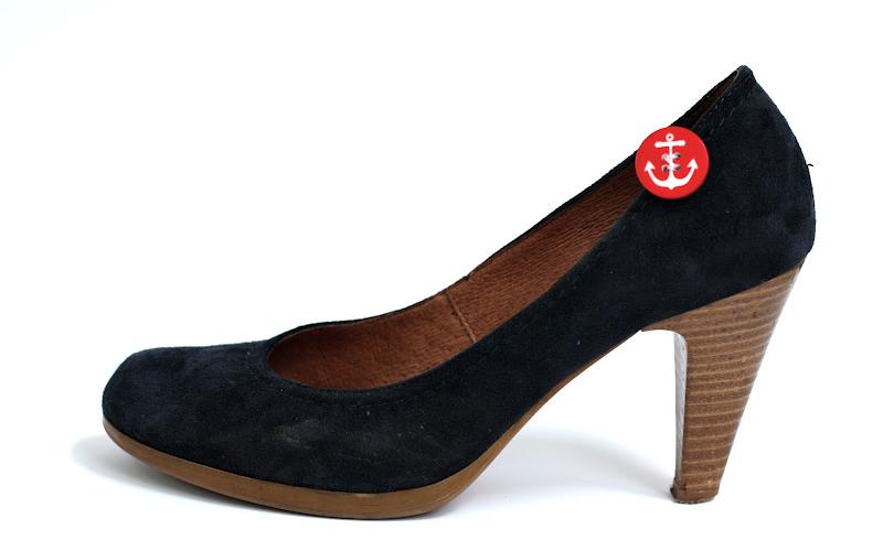 Schuhschleifen die 2.