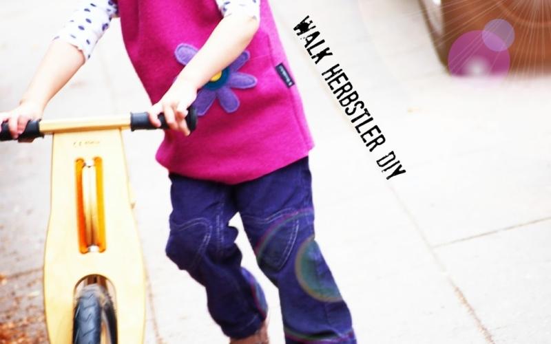 """DIY mit Walk – """"Herbst'ler"""" für Kinder"""