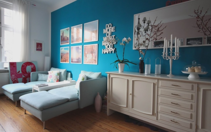 Makeover meines Wohnzimmers – Die Sofaecke