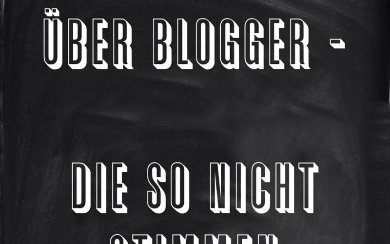 6 Fakten über Blogger – die so nicht stimmen
