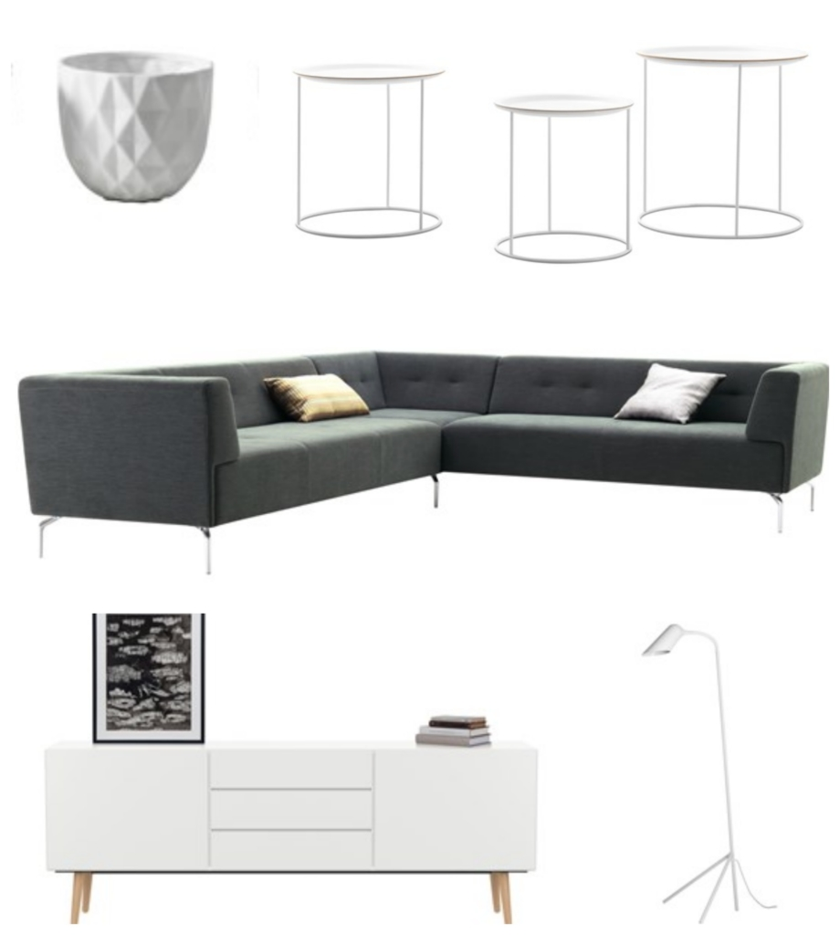Collage Ecksofa