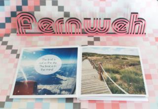Hochwertiges Fotoalbum als Geburtstagsgeschenk und eine Verlosung für euch