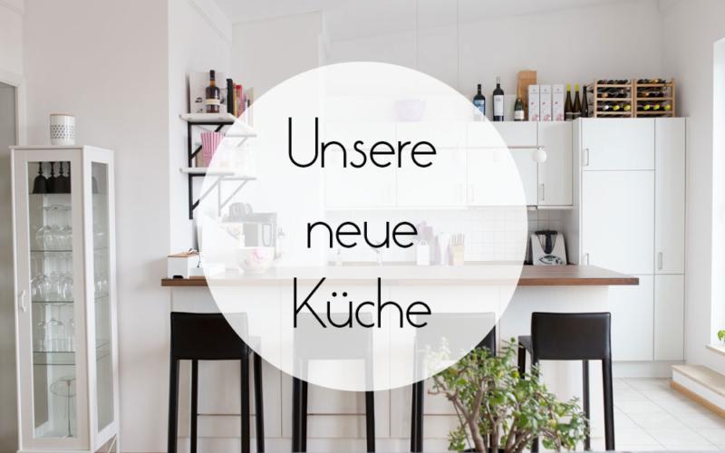 Neue Wohnung: Die Küche