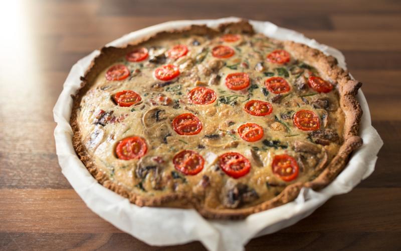 Tipps für die erste Woche zuckerfrei und ein Rezept für eine unglaublich leckere Spinat-Tarte