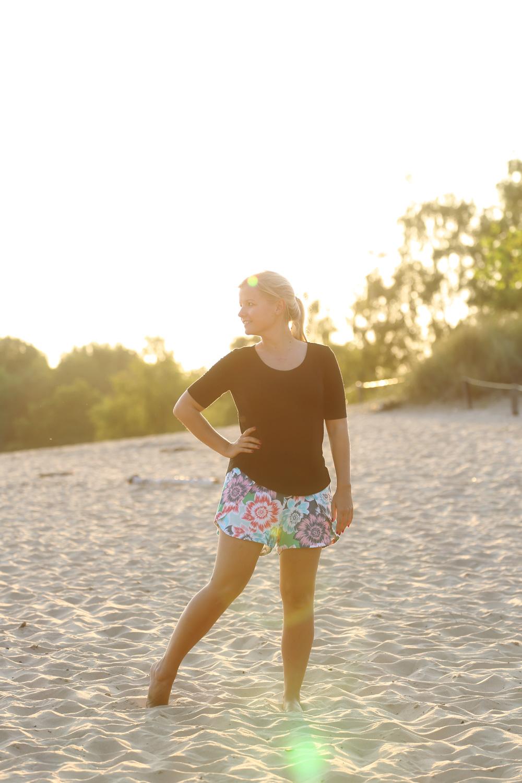 Ibiza Wetter - packt die Shorts aus - Pech & Schwefel