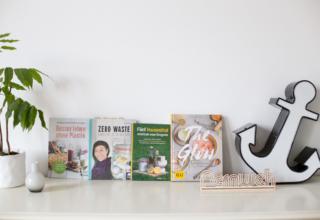 Meine aktuellen Lieblingsbücher zum Thema Nachhaltigkeit (und Gewinner des Fahrradkorbes)