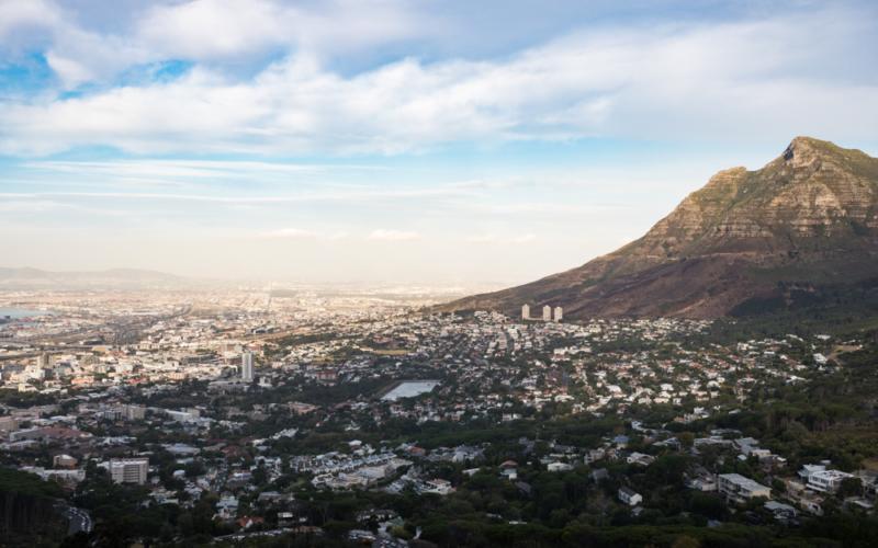 Südafrika – Teil 3: Kapstadt – Tafelberg und Szeneviertel Woodstock