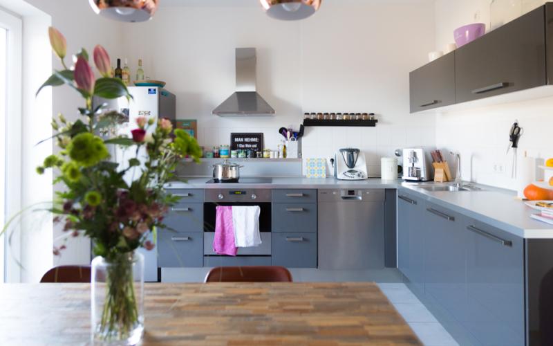 Bei mir Zuhause: Meine Küche