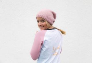 Weihnachtspullover – Schnittmuster Billund trifft süßesten Winterstoff