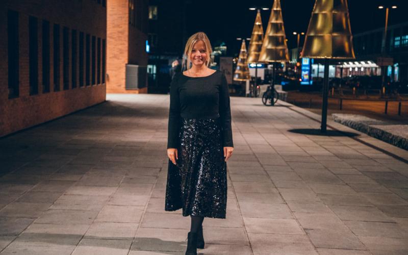 Unser neues Kleid London und eine Weihnachtsaktion für euch