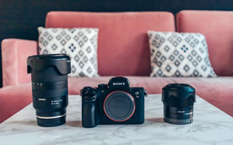Mein Fotoequipment