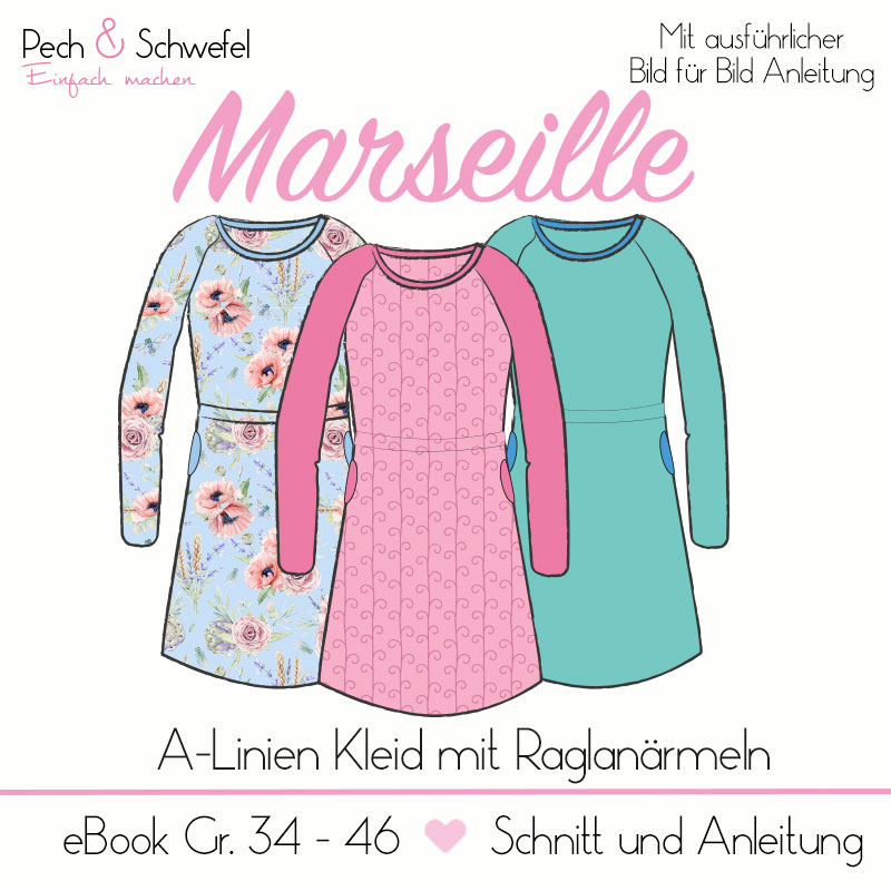 E-Book Kleid Marseille