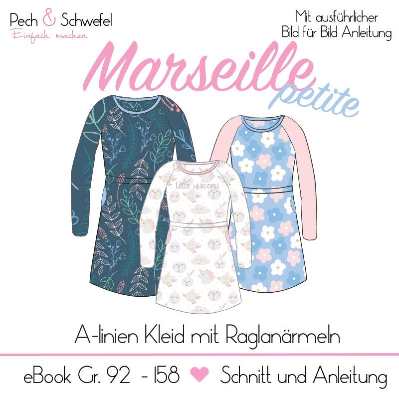E-Book Kinderkleid Marseille