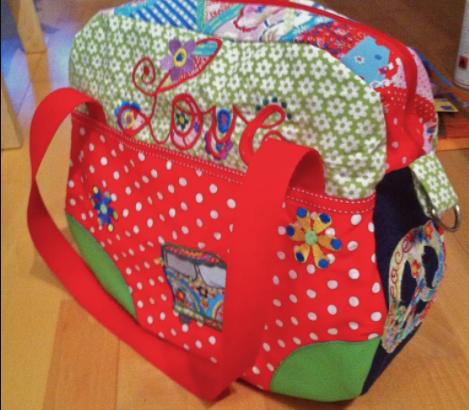 Holi Handbag zu Ostern