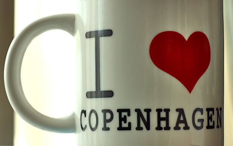 Souvenirs aus Kopenhagen