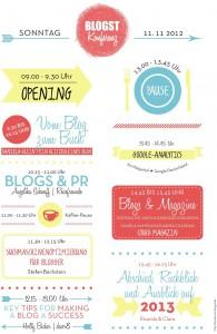 Blogst Stundenplan Sonntag
