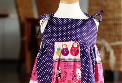 Trägerkleid – wir locken den Sommer