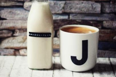 Mandelmilch selbstgemacht – Top oder Flop?!