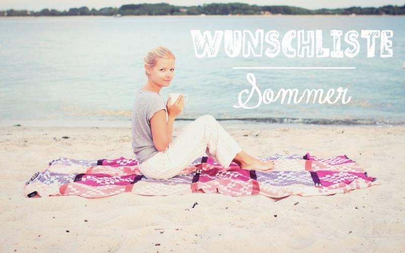 Meine Sommerwunschliste