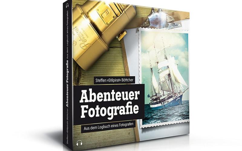 Hörbuch Abenteuer Fotografie von Steffen Böttcher – Verlosung