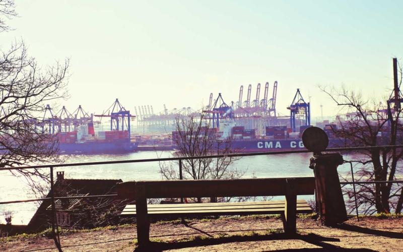 Wenn der Kopf mal voll ist – einfach an die Elbe fahren