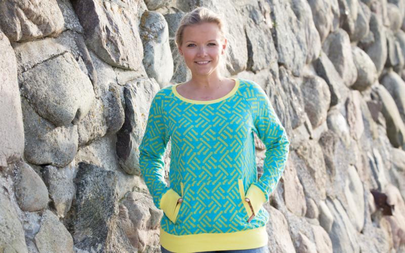 Raglan Pullover Billund – ein Basic-Schnittmuster zum Basic-Preis