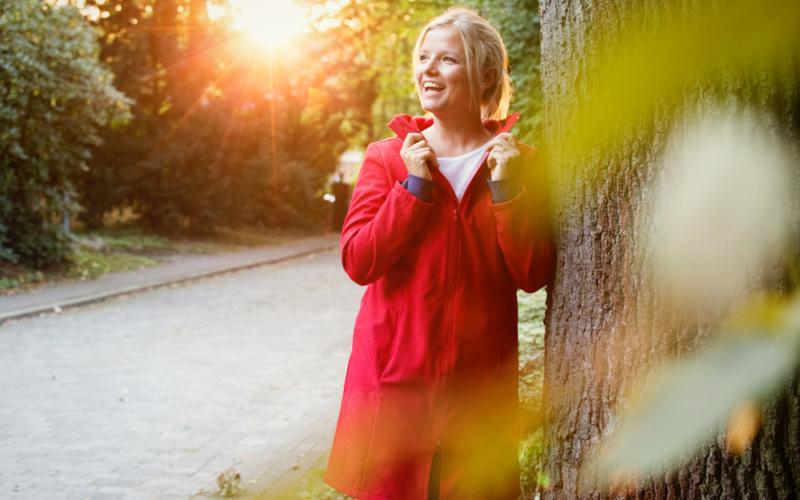 Softshellmantel HAMBURG ist endlich online – DER Begleiter für den Herbst
