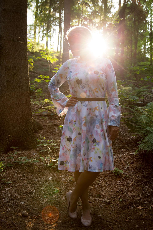 Kleid Laboe aus Jersey