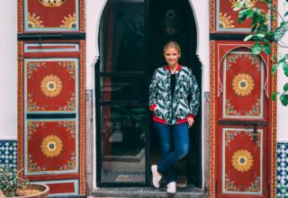 Frühlingsjacke Marrakesch – unser neues Schnittmuster für den Übergang