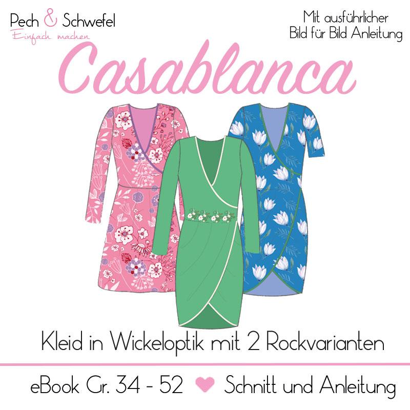 Ebook Schnittmuster Kleid \