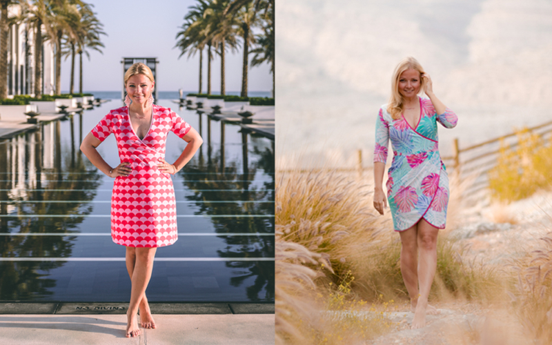 Neues Schnittmuster: Sommerliches Datekleid oder lässiges Citykleid – Casablanca