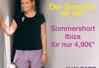 Hallo Sommer – Hose Ibiza zum Schnäppchenpreis