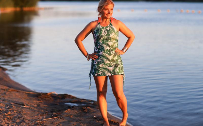 Über das Selbstbewusstsein von Frauen und unsere neue Badekollektion Elbstrand