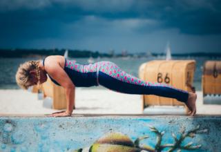 Yogaschnittmuster – Hose L.A. und Oberteil Miami