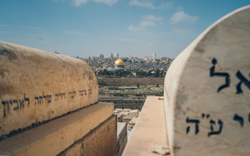 Israelreise: Jerusalem