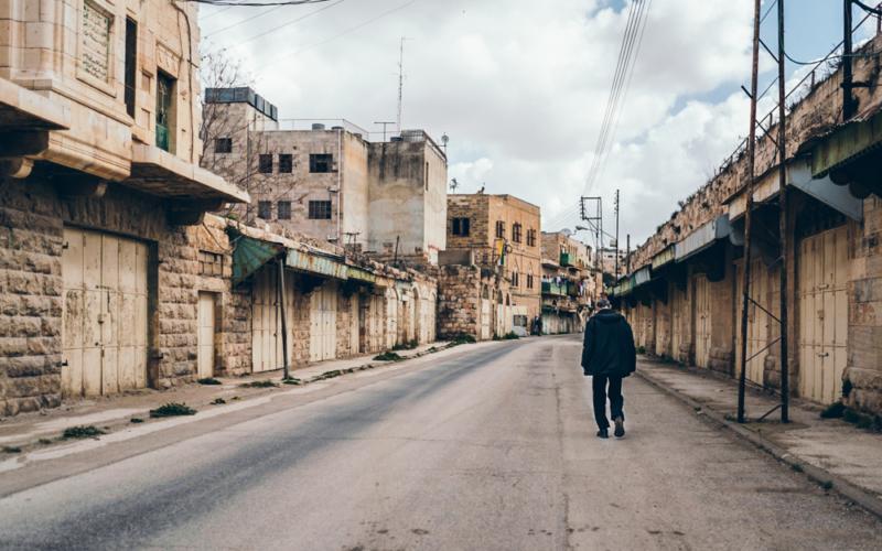 Israelreise: Geisterstadt Hebron