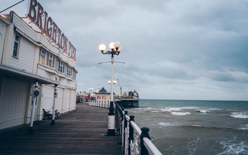 Brighton – mehr als ein Touristenort an der Küste