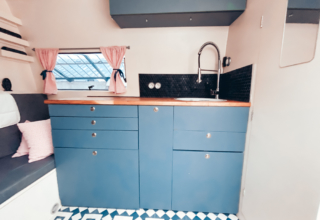 Camper Umbau Teil 7: Die Küche