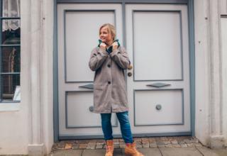Der neue Schnitt Göteborg: Ein Oversize Mantel für fast alle Stoffe