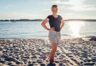 Hose Weissenhäuser Strand – unser neues Schnittmuster