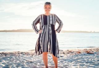 Ein Schnitt – so viele Möglichkeiten: Kleid oder Tunika St Peter-Ording