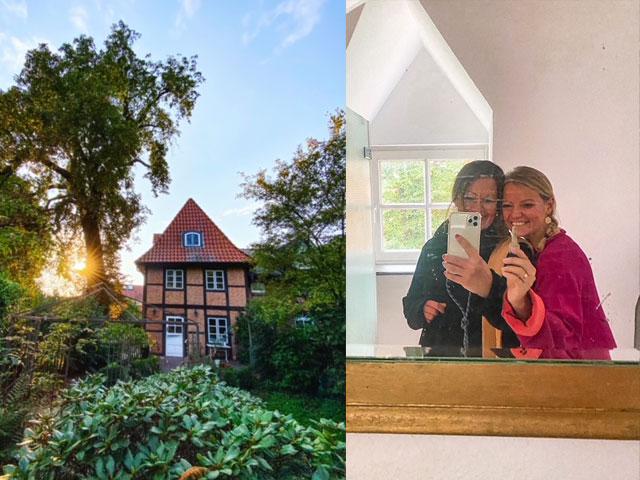 Endlich – Schwesterherz und ich haben ein Haus gefunden! Von der Suche, dem Finden und dem aktuellen Stand