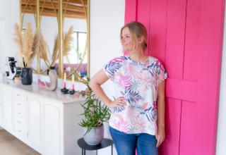 T-Shirt Timmendorf – Schnittmuster für Damen und Kinder